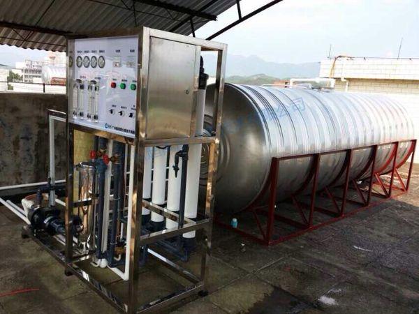 一体化超滤净水设备