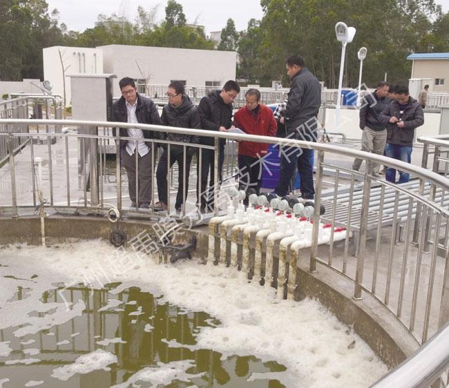 生活污水处理站案例